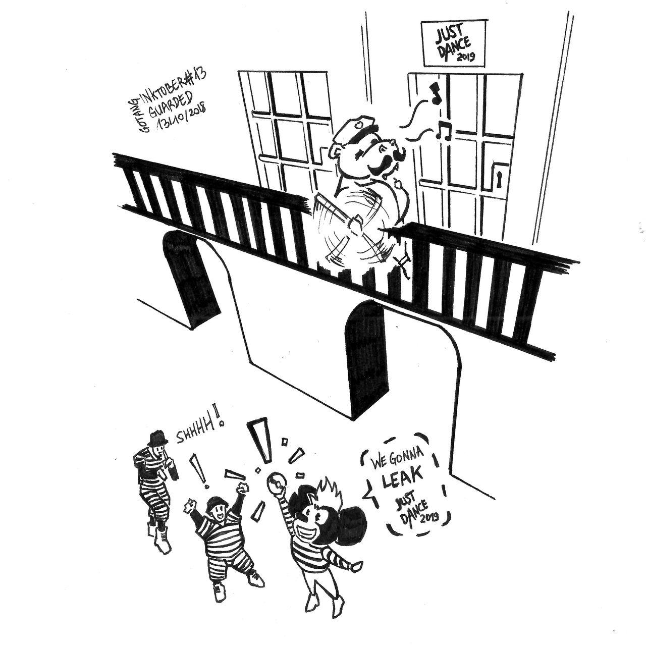 Illustration de presse