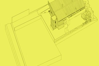 Illustration d'architecture industrielle 2