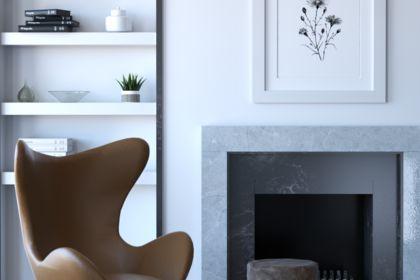 3D intérieur salon décoration