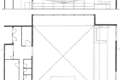 Projet d'aménagement Salle communale Bargemon
