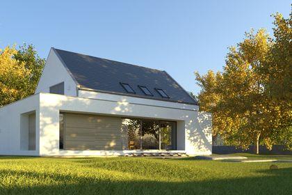 Perspective 3D maison à étage