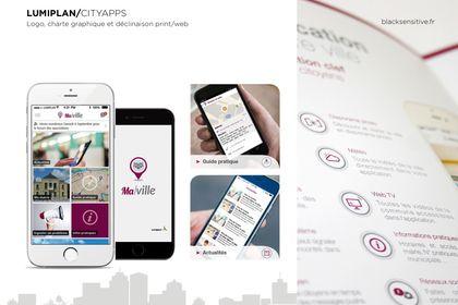 CITYAPPS / charte graphique print & web