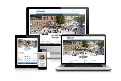 Webdesign de Bobigny