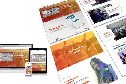 Web design Boulanger Business Services