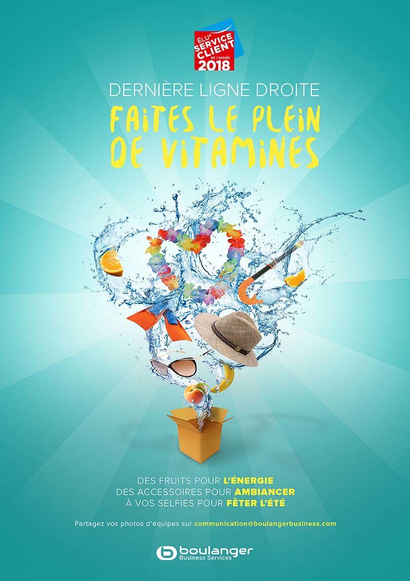 Affiche événement Boulanger Business Services