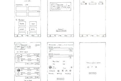 Prototype d'application de covoiturage