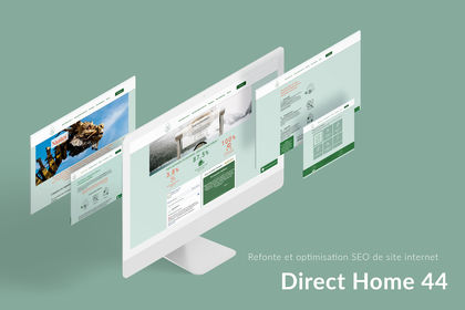 Site web + SEO