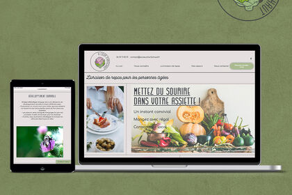 Webdesign À Cœur d'Artichaut