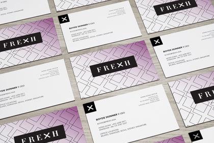 Cartes de visite Frexh