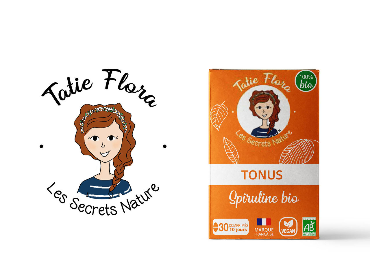 Tatie Flora - Packaging