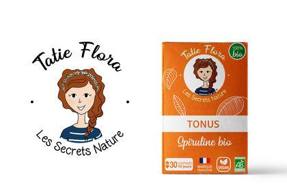 Tatie Flora - Packaging