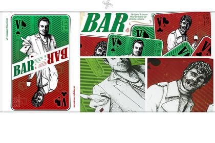 """Affiche """"Bar"""" de Spiro Scimone"""