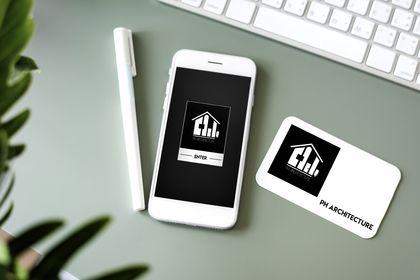 Logo type application
