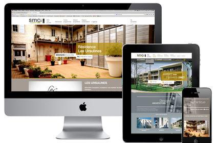 Site internet SMCI Gestion-Syndic i2g