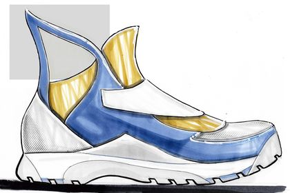 Rough chaussure