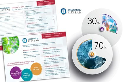 Infographies et flyer