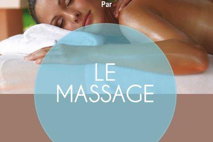 Flyer Massage thérapeutique