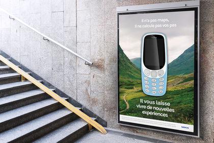 PRINT - Affiche Nokia