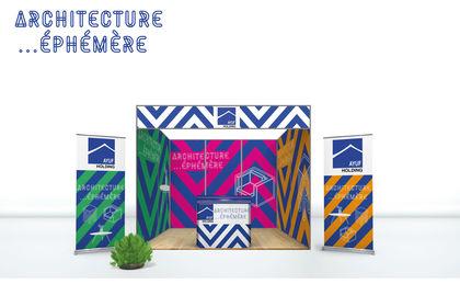 Design stand pour événement
