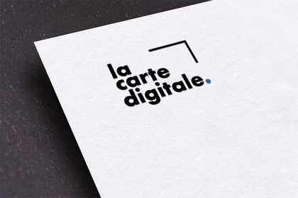 Logo la carte digitale