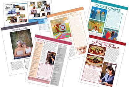 Edition Mise en page Magazine Print