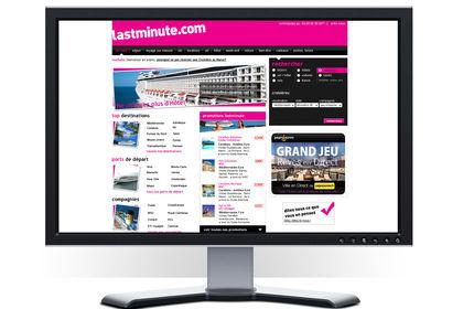 Maquette web pour partenariat marque blanche