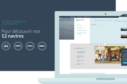 Vidéo de présentation du nouveau site web