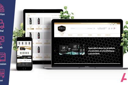 Webdesign DetailAvenue