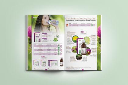 Brochure Fleurance Nature
