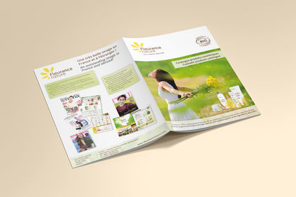 Brochure Fleurance Nature couv
