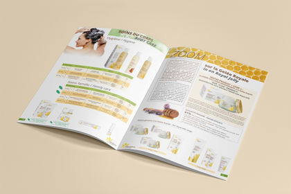 Brochure produits Fleurance Nature