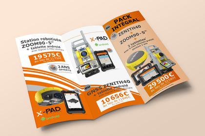 Flyer GeoMax positioning intérieur