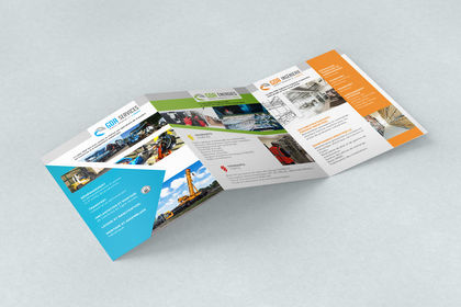 Plaquette commerciale GDA Services