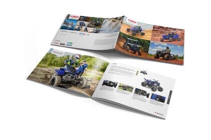 Catalogue produit Yamaha