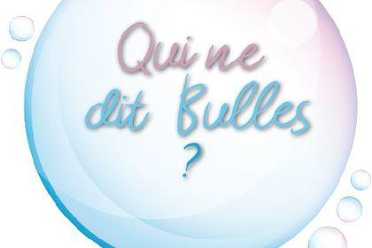 Qui ne dit Bulles ?