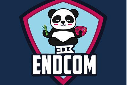 Logo tshirt gaming