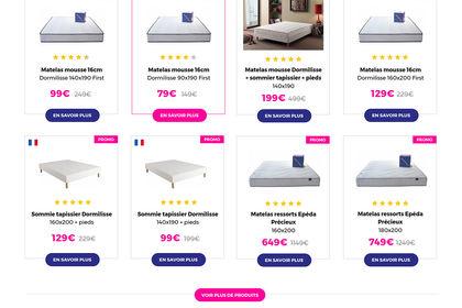 Webdesign ecommerce