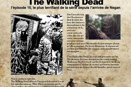 Article The Walking Dead