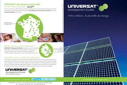 Universat énergies renouvelables