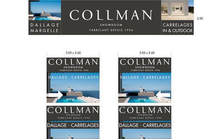 Collman, enseigne