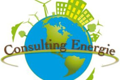 Consulting energie , logo