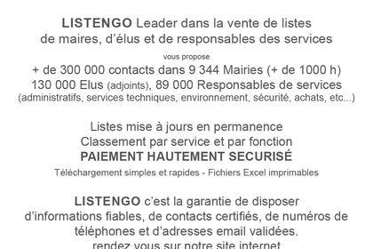 Listengo emailing