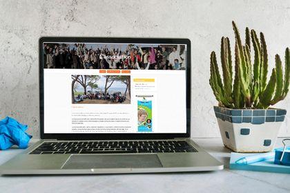 Site internet Les Enfants d'Abord