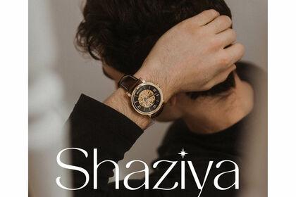 Logo Shaziya