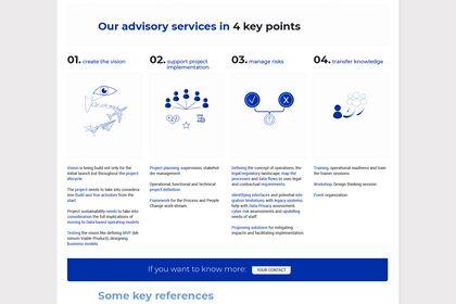 Site Internet Consulteo4u.com
