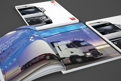 Brochure commerciale 48 pages