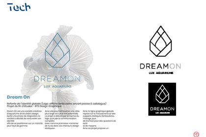 Dream On Logo