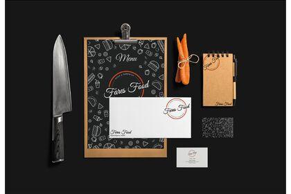 Fares Food - Logo Design & Brand Identity