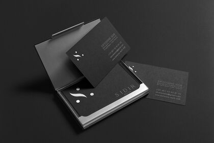 S.IDIR : Personal Business Card