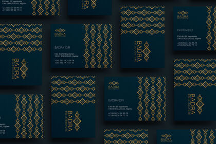 BADRA Belle Couture : Business Card